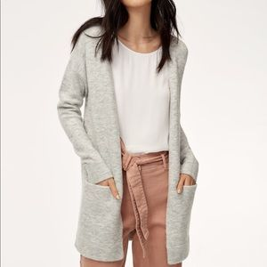 Aritzia Aronson Sweater Cardigan